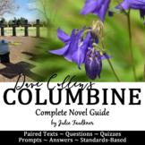 Columbine Literature Guide, Unit Plan, Nonfiction, Dave Cullen