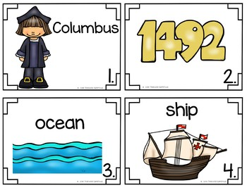 Christopher Columbus Unit Study