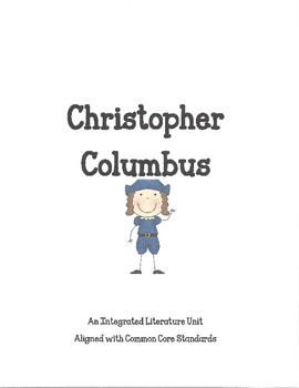 Columbus: An Integrated Literature Unit Aligned with CCSS