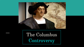 Columbus Controversy PPT