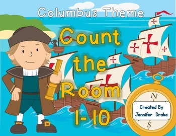 Columbus Count the Room 1-10