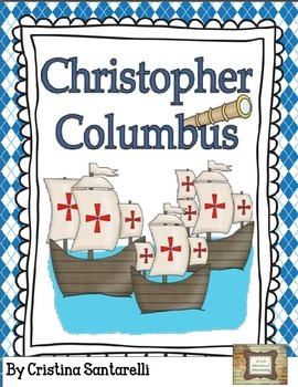 Columbus Day Freebie