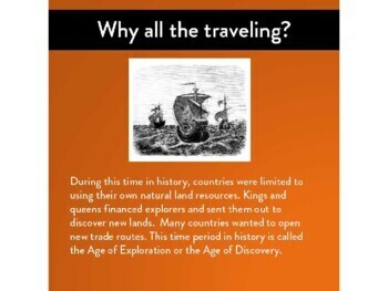 Columbus Day Activity | Christopher Columbus PowerPoint