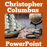 Christopher Columbus   PowerPoint Activity   1st 2nd 3rd 4
