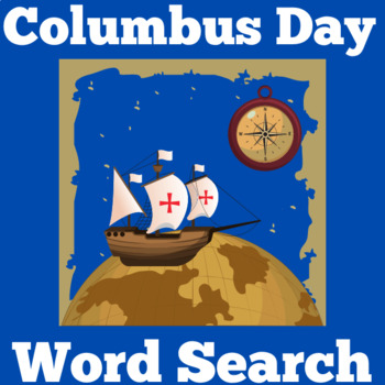 Columbus Day Activity
