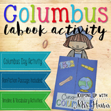 Columbus Day Lapbook