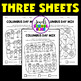 Christopher Columbus Day Activities (Christopher Columbus Day Math Worksheet)