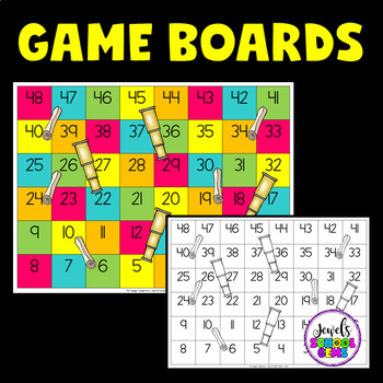 Christopher Columbus Day Activities (Board Game)