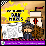 Christopher Columbus Day Activities (Christopher Columbus Day Worksheet)