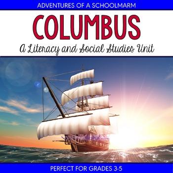 Columbus - Explorers Unit for 3rd, 4th, 5th grades