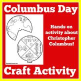 Christopher Columbus   Kindergarten 1st 2nd 3rd Grade   Cr