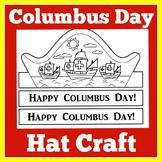 Columbus Day Craft   Columbus Day Activity   Christopher Columbus Craft