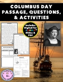 Columbus Day {Digital & PDF Included}