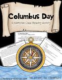 Columbus Day: A Non-Fiction Close Read for 4th-6th Grade