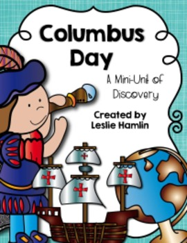 Columbus Day: A Mini-Unit of Discoveries