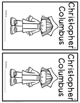 Columbus Day Activities