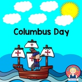 Columbus Day Activities for At Home Learning