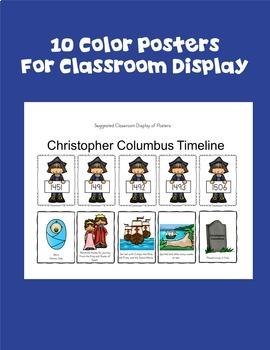 Columbus Day Activities (Christopher Columbus Day Activities)