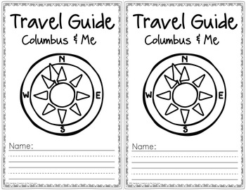 Columbus Day Activities - ELA