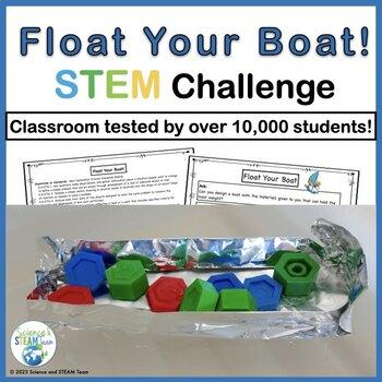 Bouyancy: Float Your Boat STEM Challenge