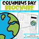 Columbus Day Brochure