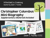 Columbus Day - Columbus Mini-Biography - Christopher Columbus