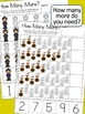Columbus Day Counting Activities & Pocket Chart Numbers