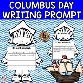 Columbus Day Craftivity, Craft Activity