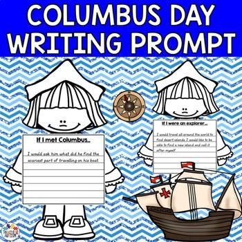 Columbus Day Craftivity, Craft Activity