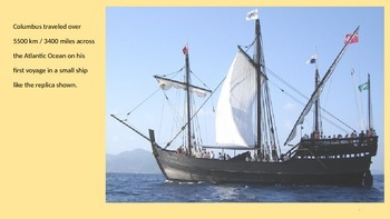 Columbus Day Critical Thinking Slideshow