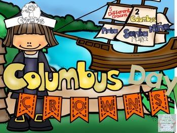 Columbus Day Crowns