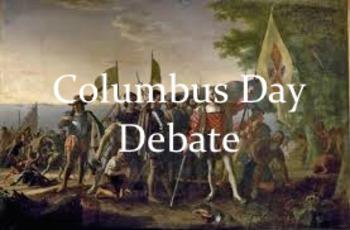 Columbus Day Debate