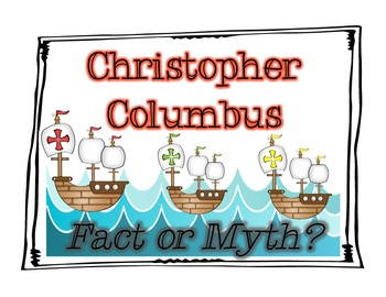 Columbus Day Facts or Myths?