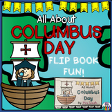Columbus Day Flip Book!  All About Christopher Columbus +