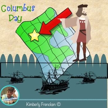 Columbus Day: Free Nonfiction passages and printables
