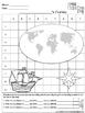 Columbus Day Freebie With Map Skills