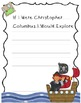 Columbus Day Freebie! Writing Prompt and Making Words Activity