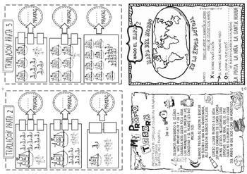 "Columbus Day ""Full Activities Project"" -Part2- ESPAÑOL"