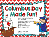 Columbus Day Fun