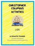 Columbus Day Fun