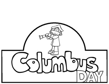 Columbus Day - Hat