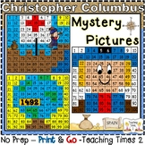 Columbus Day Hundreds Charts l SOCIAL STUDIES l MATH CENTERS