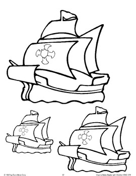Columbus Day: Making Books