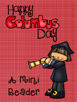 Columbus Day Mini Reader
