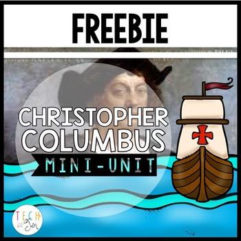 Columbus Day Mini-Unit