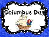 Columbus Day Pack