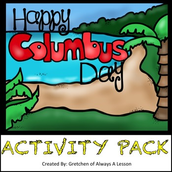 Columbus Day Social Studies and Literacy Activity Pack