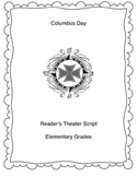 Columbus Day Reader's Theater Script