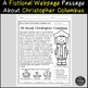Columbus Day Reading Comprehension Paired Passages