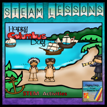 Columbus Day STEM Activities